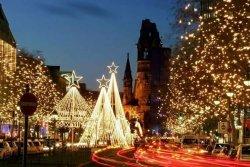 Новый год в русской Прибалтике